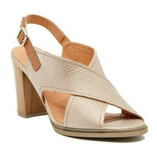 HISPANITAS Meridel Slingback Wood Heel 41, 10 Anthropologie New $199  - $33.68