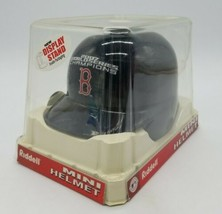 Riddell Boston Red Sox 2007 World Series Champions Mini Mlb Baseball Helmet Nib - $29.58