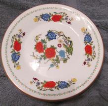 "Aynsley Famille Rose Bread & Butter Plate  6 1/4"" - $11.25"