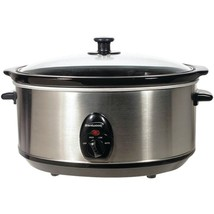 Brentwood Appliances SC-150S 6.5-Quart Stainless Steel Slow Cooker - $61.72