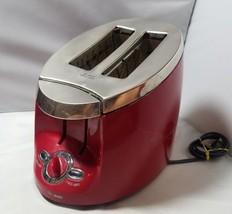 Hamilton Beach Protor-Silex Red Toaster Model 22908H Kitchen Home 2 Slot - $23.24