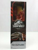 NEW Jurassic World Park Proceratosaurus 12 '' Inch Action Figure Mattel - $14.50