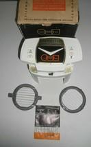 Vintage  VEG O MATIC Slicer Dicer Fry Cutter Aluminum Discs all In Origi... - $29.99