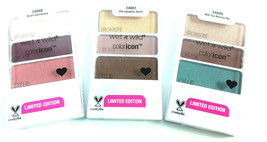 Wet n Wild Eyeshadow Set/3 Heart and Heavy Will You Marina Me Hieroglyphic Heart - $14.84