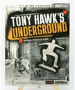 Tony Hawk's Underground Official Strategy Guide by Doug Walsh (2003, Pap... - $9.87