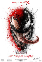 Venom Let There Be Carnage Poster Marvel Movie Art Film Print Size 24x36... - $10.90+