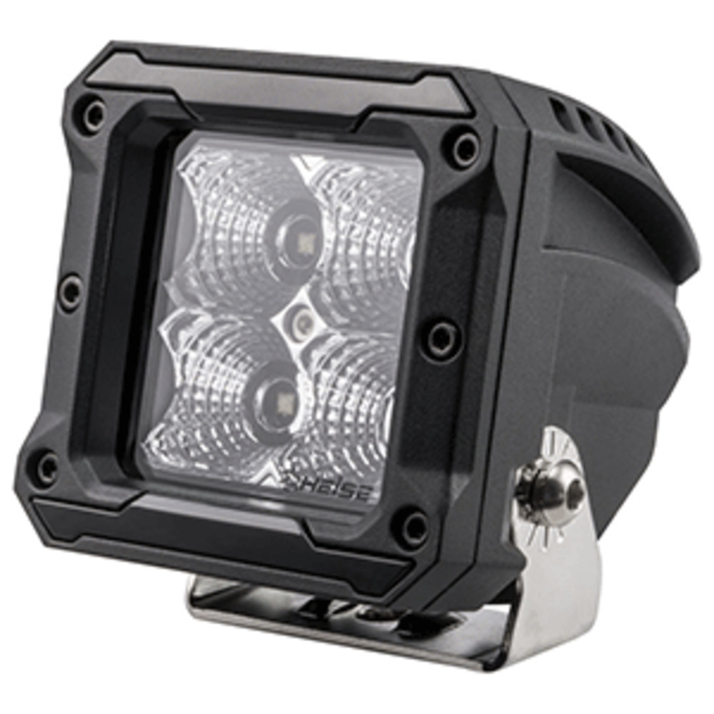 Primary image for HEISE 4 LED Cube Light - Flood - 3""