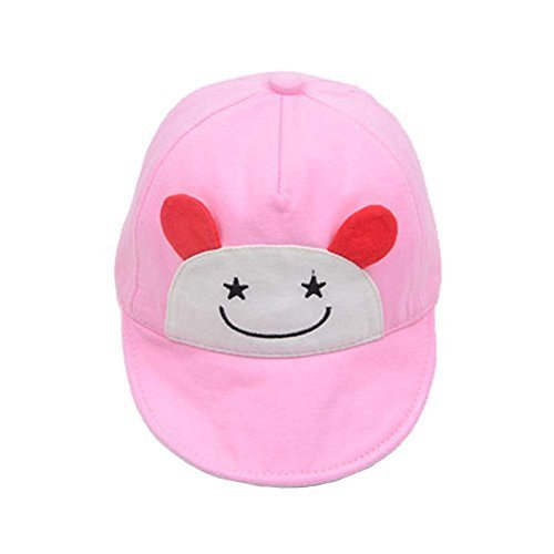 Sunscreen Breathable Baby Cuff Cotton Baseball Cap Visor Cap Baby Hat