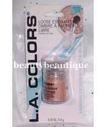 L.A Colors eyeshadow .10 OZ *Honeysuckle*loose intense shimmer w/ built ... - $6.18