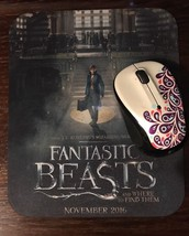 """Fantastic Beasts And Where To Find Them Mousepad Image Harry Potter 8.5""""... - $145,26 MXN"""