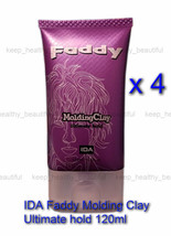 Faddy Molding Clay 120ml x 4 tube Ultimate Hold IDA  FREE Shipping - $41.90