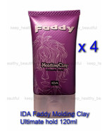 Faddy Molding Clay 120ml x 4 tube Ultimate Hold IDA  FREE Shipping - $39.90