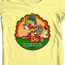 Mr Do's Castle t-shirt vintage retro arcade video game tee free shipping image 2
