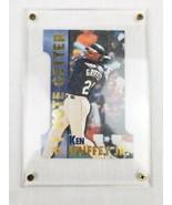 1998 Bleachers #1 Vote Getter Jumbo Ken Griffey Jr Seattle Mariners Card  - $19.95