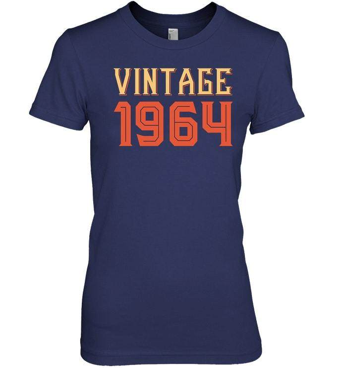 Born in 1964 Shirt 53rd Birthday Gift image 2