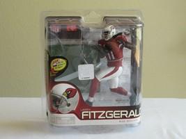 NFL Series 27 Larry Fitzgerald Arizona Cardinals Action Figure McFarlane... - $24.99