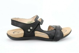 Abeo Crescent Strap Sandals Black Size US 6.5 Metatarsal Footbed () - $106.24