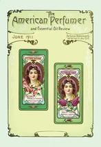 American Perfumer and Essential Oil Review, June 1911 - Art Print - $19.99+