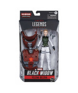 Yelena Bolova Marvel Legends Black Widow Series 6-Inch Action Figure with BAF  - $28.66