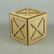 1/6 Scale Phicen, TBLeague, Hot Toys, VeryCool Military Wooden Box Crate... - $18.32