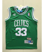 youth Larry Bird Boston Celtics #33 basketballVintage Swingman Jersey.jpg - $26.66