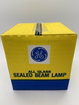GE Sealed Beam Lamp General Electric 4515 30W 6V Glass Halogen Factory S... - $10.22