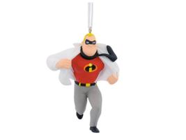 Hallmark Disney Incredibles 2 Bob Parr Christmas tree Ornament New - $5.68