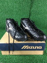 Mizuno 9 Spike Franchise G3 Mid 10.5 Size Baseball Cleats - $19.99
