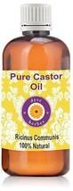 Pure Castor Oil Ricinus communis 100% Natural Cold Pressed - $5.54+