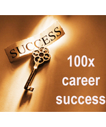 100x FULL COVEN BOOST CAREER SUCCESS EXTREME MAGNIFYING MAGICK Witch Cas... - $38.00