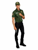 Dreamgirl Agent Bill D. Wall US Border Patrol Mens Halloween Adult Costu... - $55.32