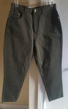 BillBlass jeans easy fit green pants size 14 - $6.93
