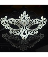 Halloween Party Face Mask Rhinestone Women Evening Glasses 2 Pieces Blac... - $17.53