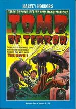 Tomb Of Terror Vol 2 - Harvey Horrors - Great 1952-1953 Precode Horror Comics - $22.98