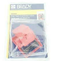 NEW BRADY 104106 CIRCUIT BREAKER LOCKOUT CLAMP-ON 480/600V
