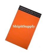 1-1000 6x9 ( Orange ) Color Quality Poly Mailers Boutique Bags Fast Ship... - $0.99+