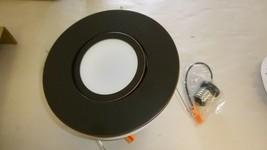 "Lithonia Lighting 6G1ORB-LED-40K-90CRI-M6 Oil Rubbed Bronze 6"" LED Gimbal Downli - $34.30"