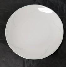"Salad Plate: Dansak Set of 8, Wild Willow Plates, White & Green, 8.25"" N... - $67.72"