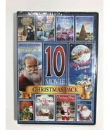 10 Movie Christmas Pack (DVD, 2016) - New Sealed Night Before Story Sant... - $12.74