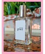 Philosophy AMAZING GRACE Perfume Splash Dabber Fragrance .33 oz MINI New... - $11.87