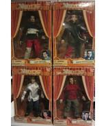 NSYNC Marionette / Puppets Set of 4 NIB - $57.00
