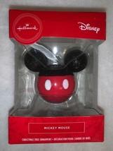 Hallmark Disney Mickey Mouse Christmas Holiday Ornament New - $16.00