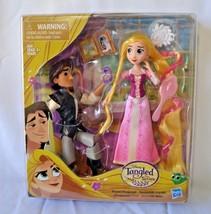 Disney Tangled the Series Royal Proposal Rapunzel and Flynn Ridder Doll ... - $16.09