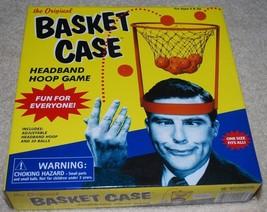 Basket Case Headband Hoop Game Westminster Adjustable Fathers Day Mancav... - $13.32