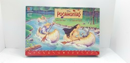 Disney's Pocahontas Canoe Race Board Game - 100% Complete, Great Condition - $15.09