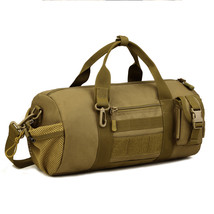 Women Travel Handbag Tote Nylon Messenger Bags Men Bucket Bag Lightweigh... - $70.63
