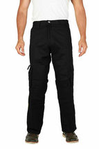 Men's Tactical Combat Military Army Work Slim Fit Twill Cargo Pants Trousers image 12