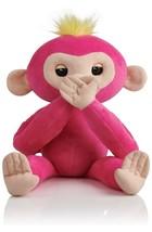 Fingerlings Hugs Bella - Friendly Interactive Monkey Plush, New! - $17.82
