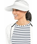 Coolibar UPF 50+ Women's Bel Aire Zip-Off Sun Visor - Sun Protective - $75.00