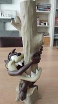 Extremely Rare! Taz Tasmanian Devil Eating a Tree Demons & Merveilles St... - $198.00